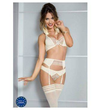 casmir set connie color crema talla s m