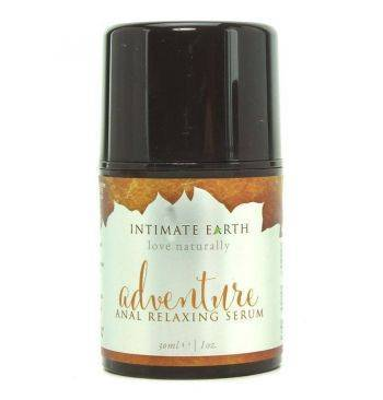 "Relajante anal con serum ""Adventure"" Earth Nature 30ml"