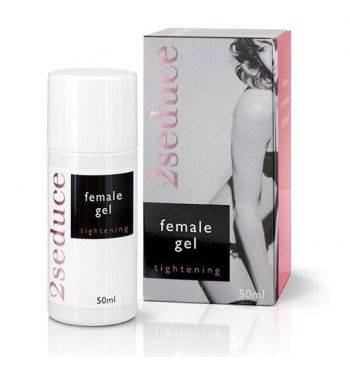 Crema estrechamiento vaginal 2Seduce 50ml