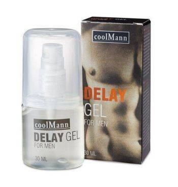 Gel retardante de la eyaculación Coolman 30ml