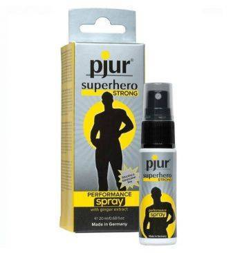 "Spray retardante de la eyaculación Pjur ""Superhero"" 20ml"