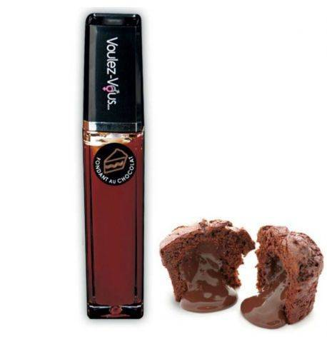 Estimulador labial efecto frío-calor Foundant Chocolate