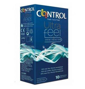 control adapta ultra feel 30 más fino 10uds