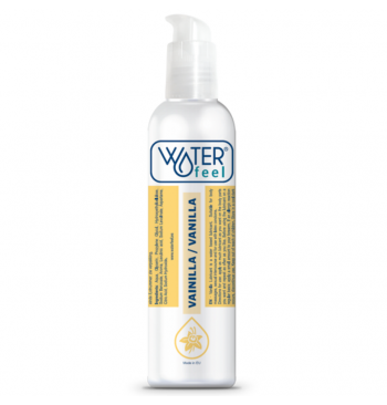 Lubricante sexual sabor vainilla Waterfeel 150ml