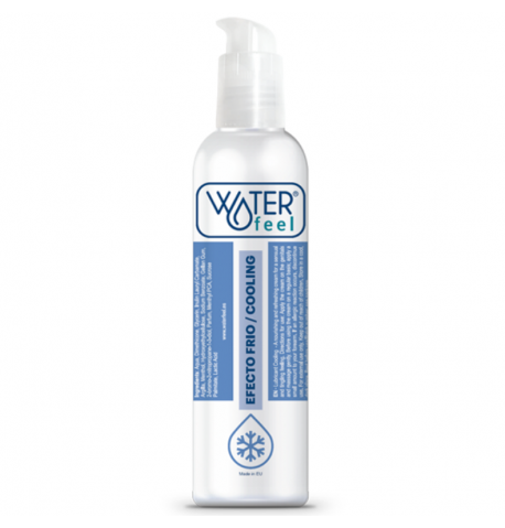 waterfeel lubricante efecto frio 150ml en it nl fr de