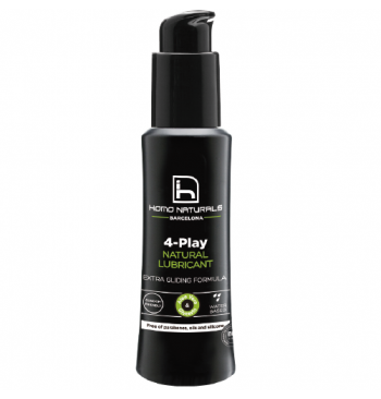 Lubricante natural base de agua 4Play 100ml
