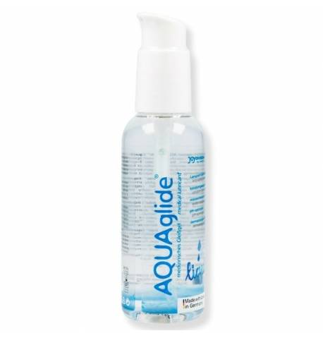 "Lubricante base de agua Aquaglide ""Liquid"" 125ml"
