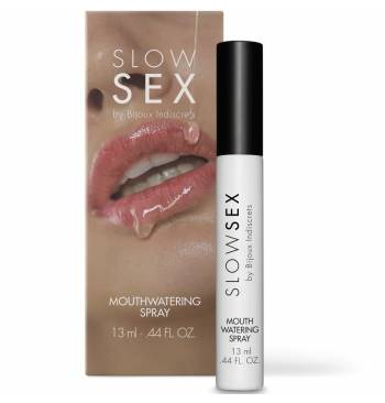 Spray estimulador para sexo oral 13ml cítrico