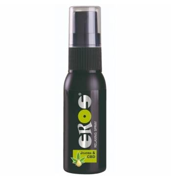 Spray retardante Eros con Jojoba y CBD 30ml