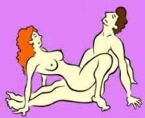 Posturas sexuales para orgasmos femeninos