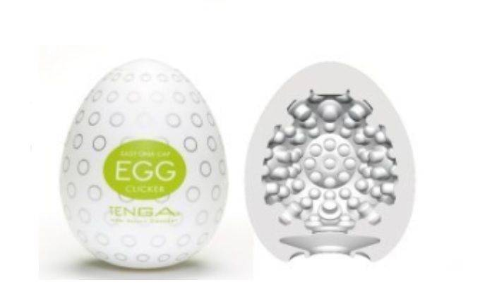 Huevo para masturbarse