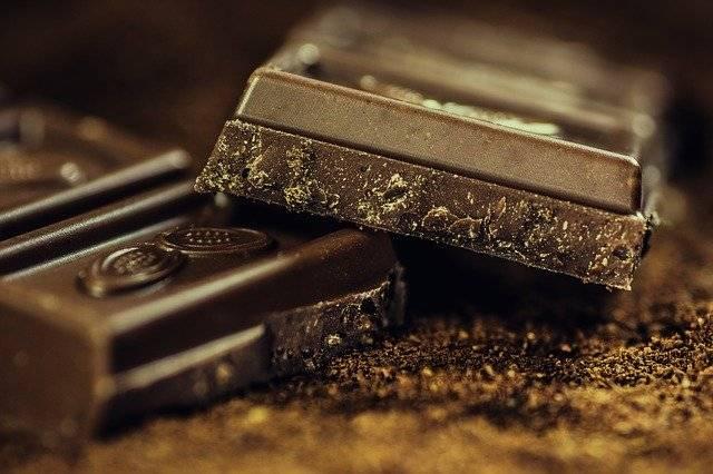 chocolate comida Afrodisíaca