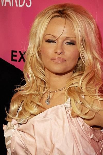 Mujeres más sexys Pamela Anderson