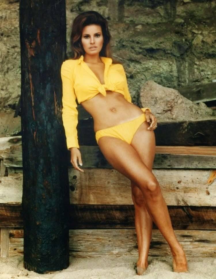 Las mujeres más sexys Raquel Welch